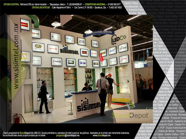 fotos stand depot LP 3